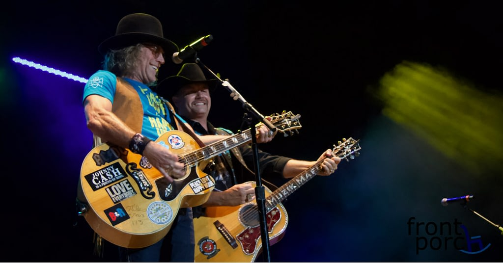 Big & Rich Headlined Big Sky Music Festival