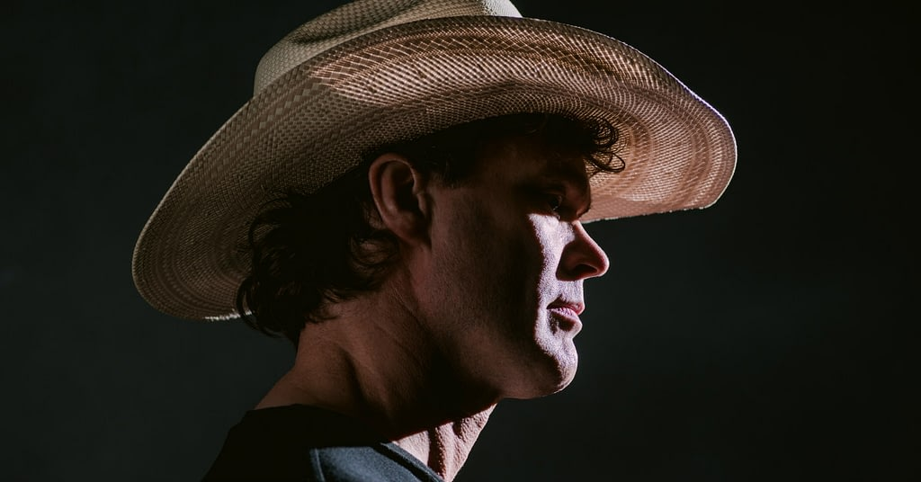 Canadian country icon Corb Lund