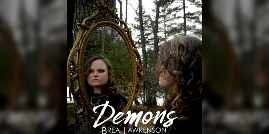 Brea Lawrenson's new album called Demons