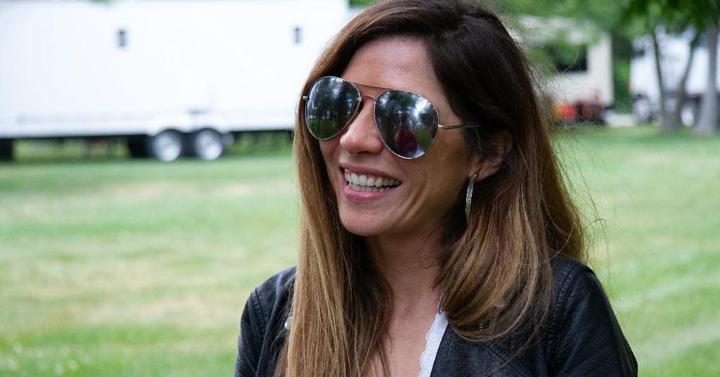 Rebecca Rain Interview at Boots & Hearts