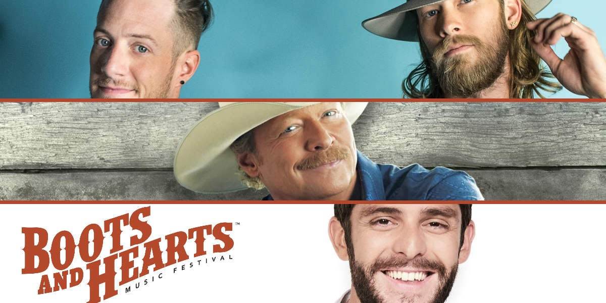 Boots & Hearts 2018 Lineup