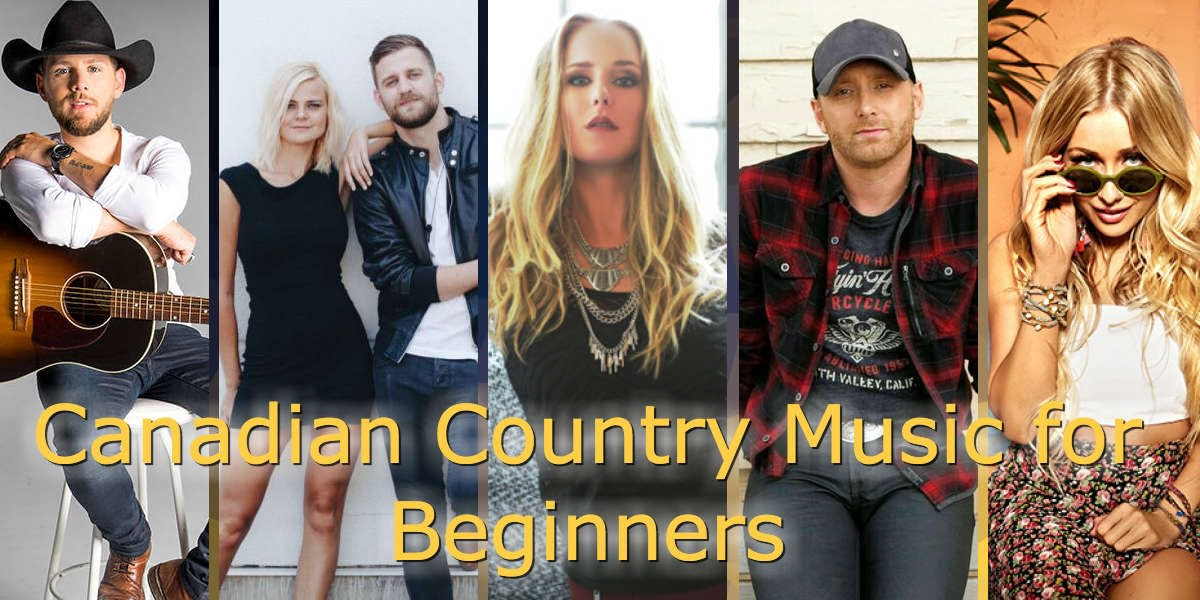 The ultimate guide to Canadian country music