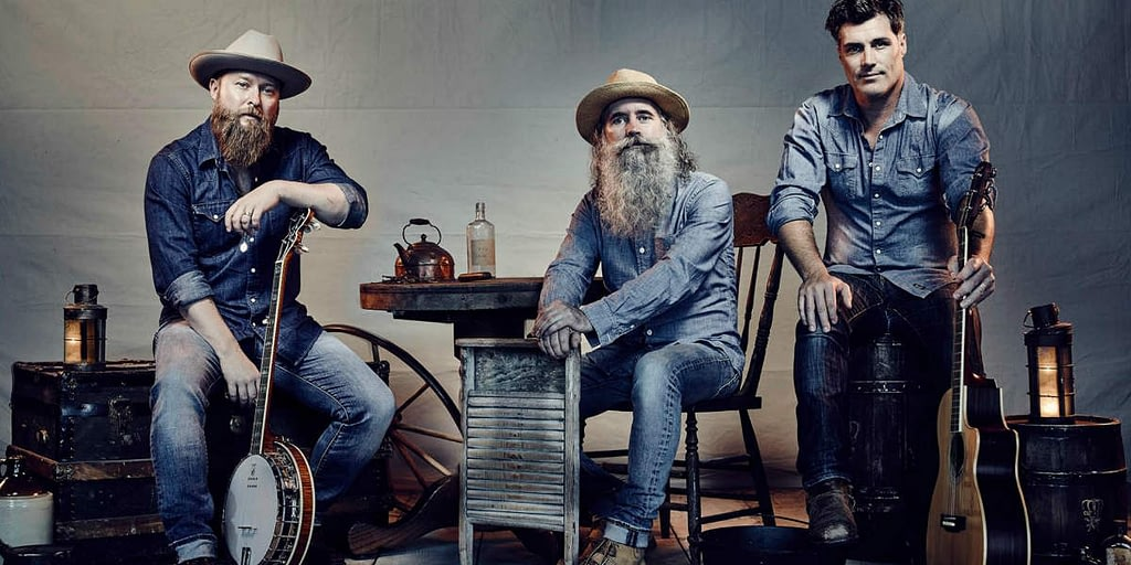Canadian country trio The Washboard Union