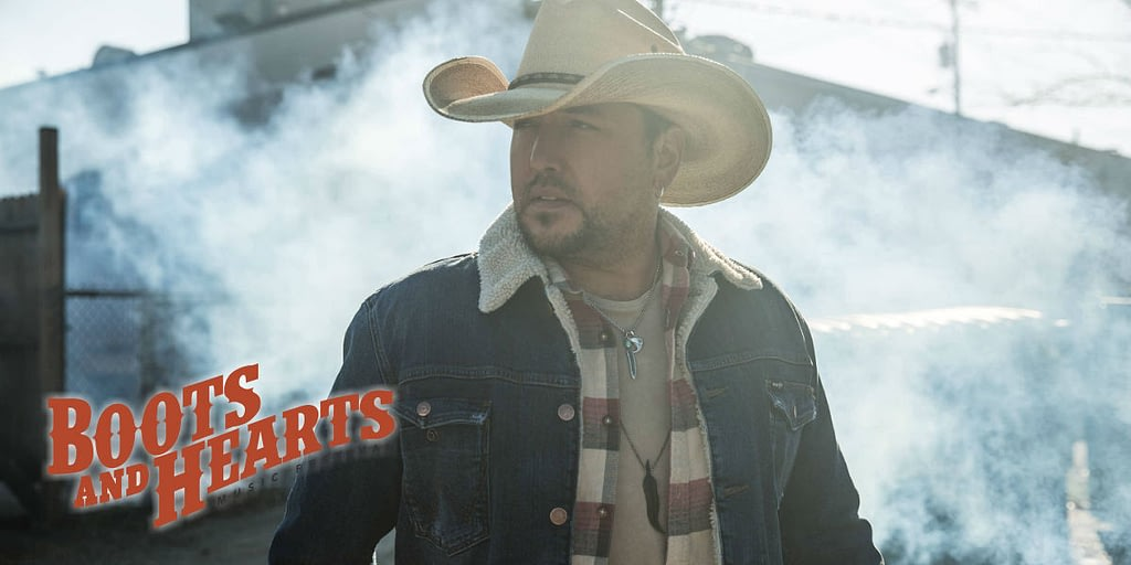 Jason Aldean will be headlining Boots & Hearts 2019