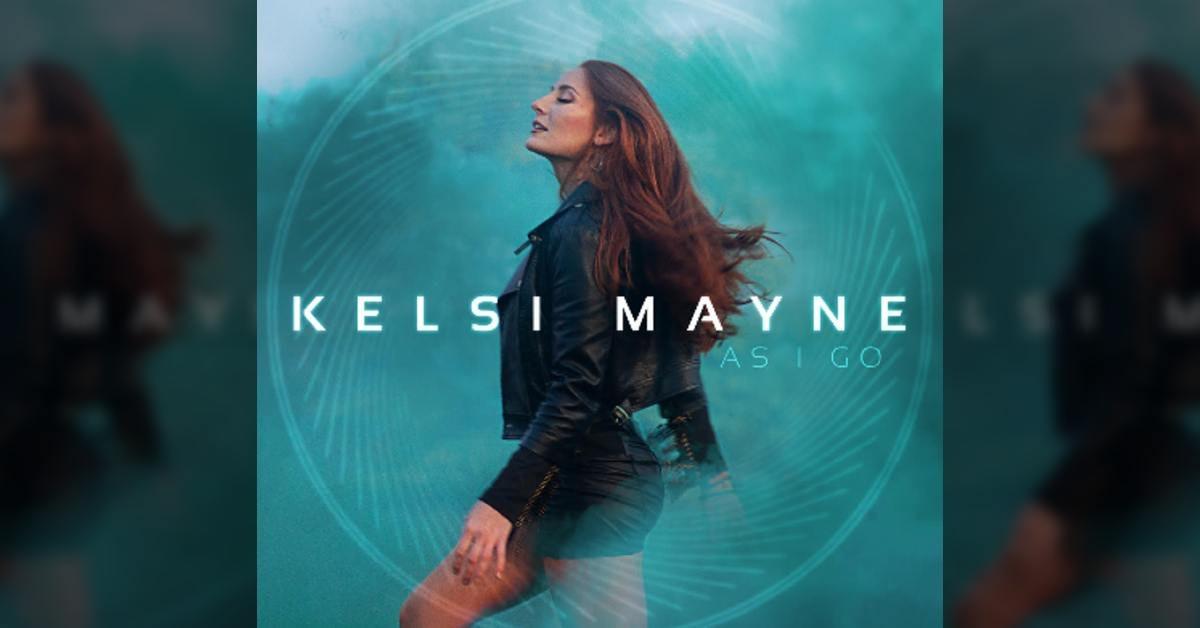 "Kelsi Mayne releases new album ""As I Go"""