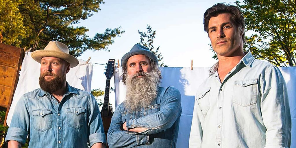 Canadian country band the Washboard Union