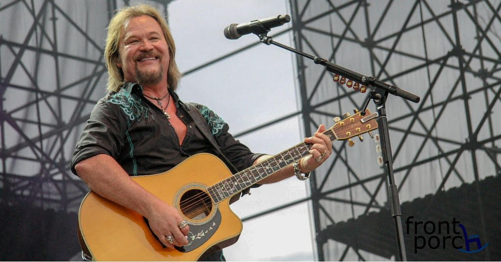 Classic Country legend Travis Tritt performing at Big Sky Music Festival