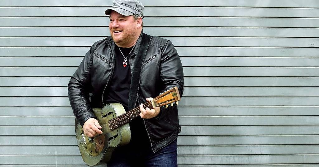 Country singer from Saskatchewan JJ Voss