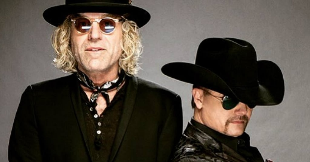 Big & Rich are now headlining the Big Sky Music Festival