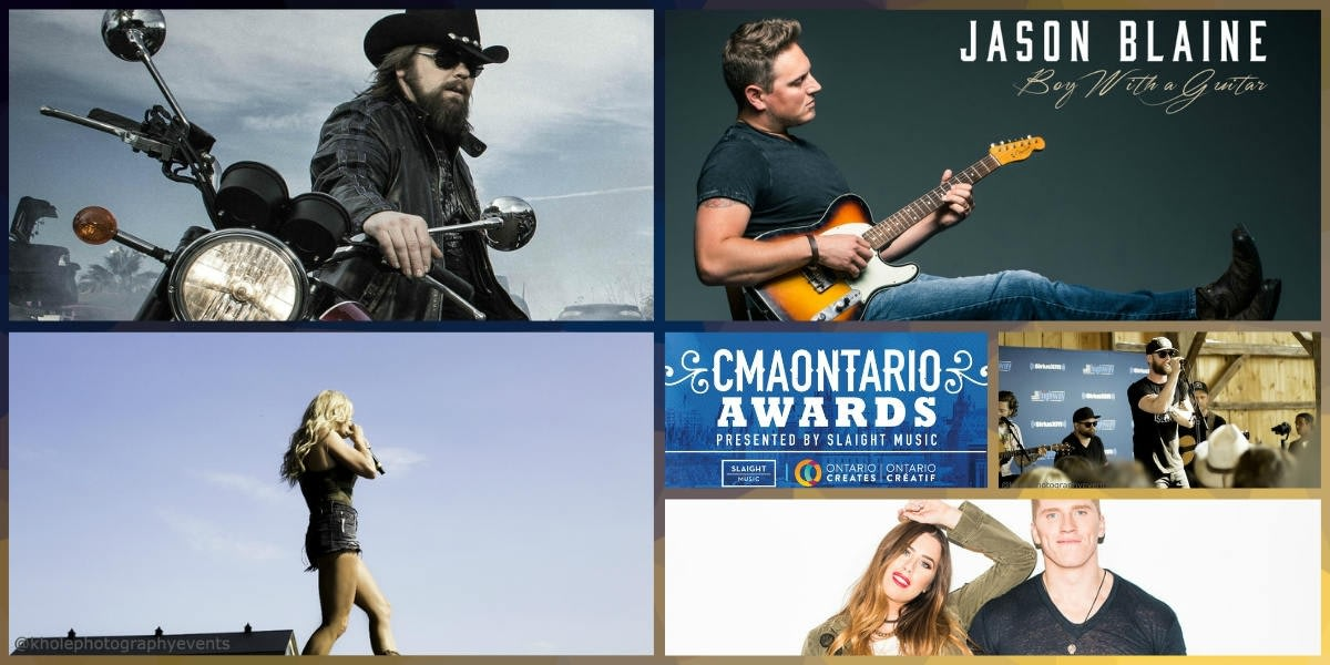 Performers announced for the 2019 CMAO Awards in Ottawa