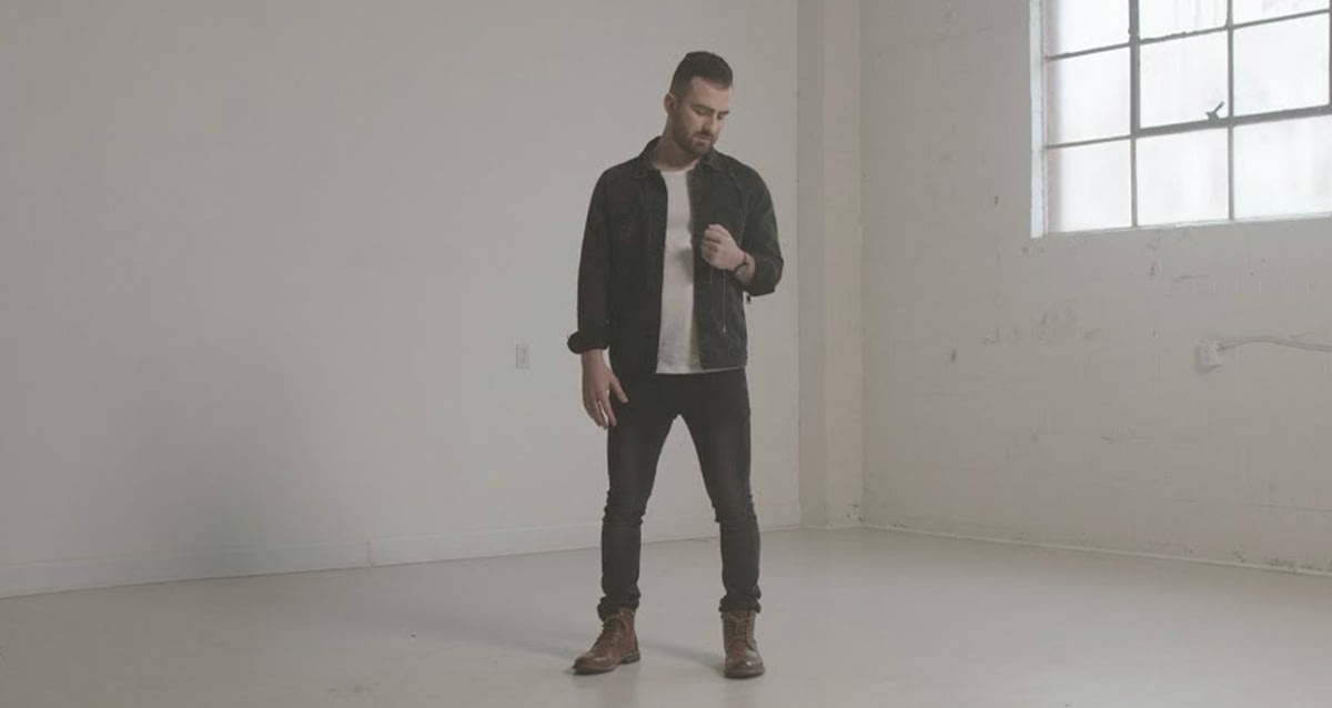 "Kris Barclay's music video for ""Loved You Like That"""
