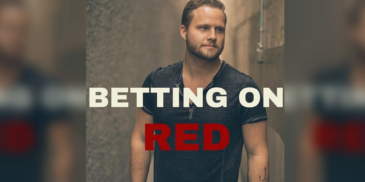 """Betting on Red"" by Michale Daniels cover art"