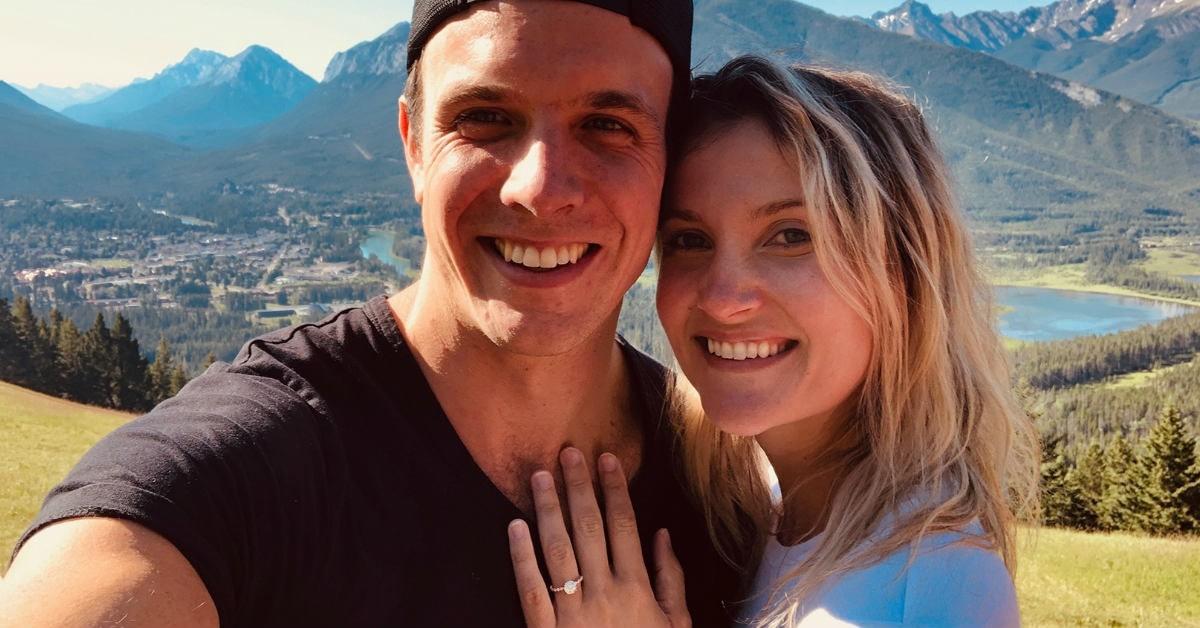Eric Ethridge and Kalsey Kulyk are engaged