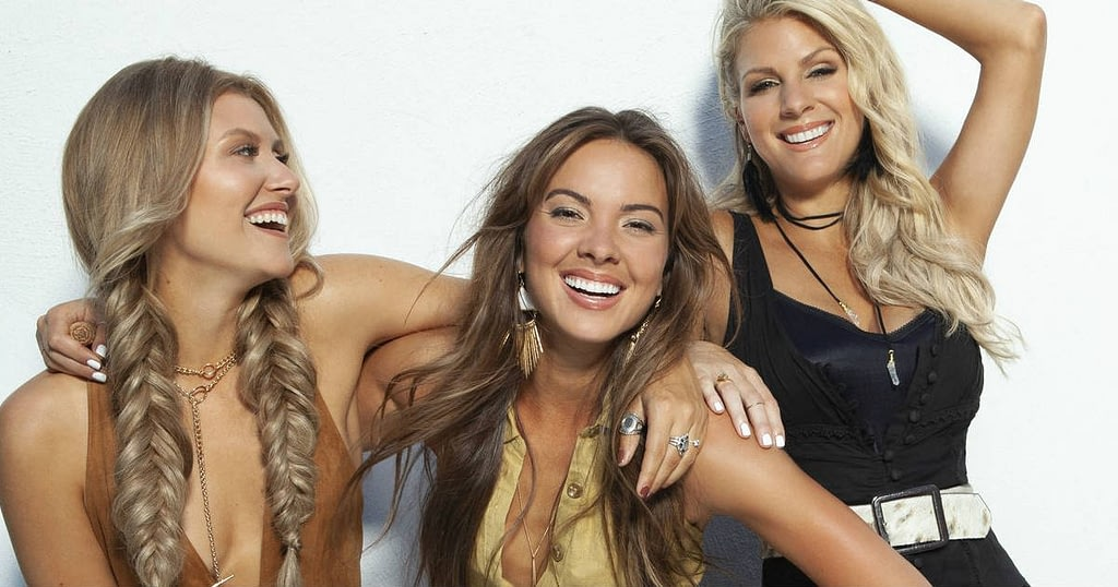 Female Country Group Runaway June
