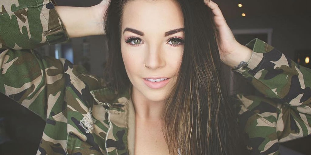 Jess Moskaluke cover for new single Camouflage.