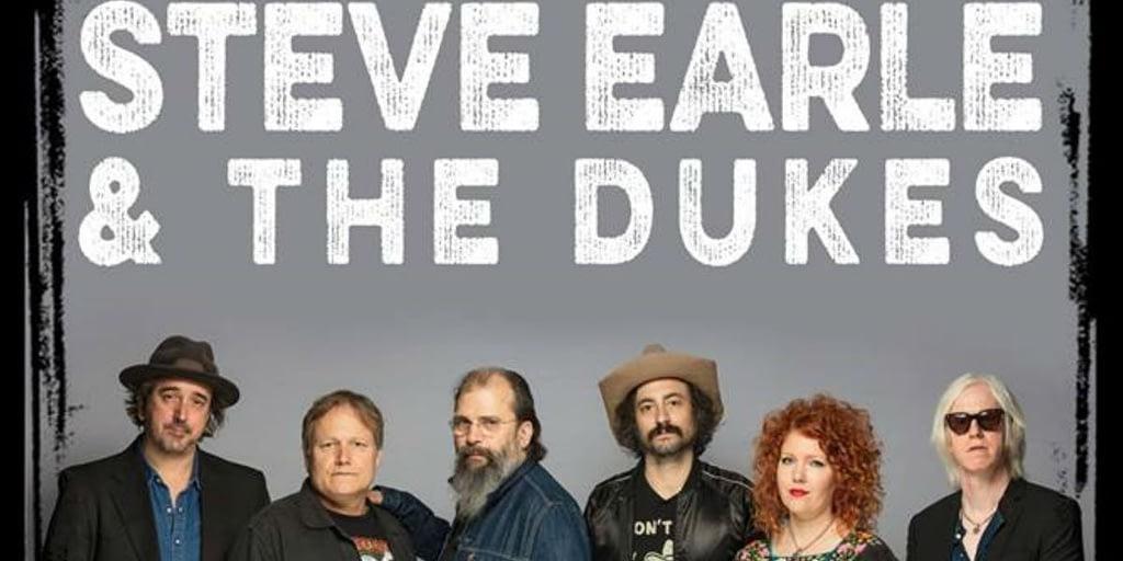 Steve Earle and the Dukes