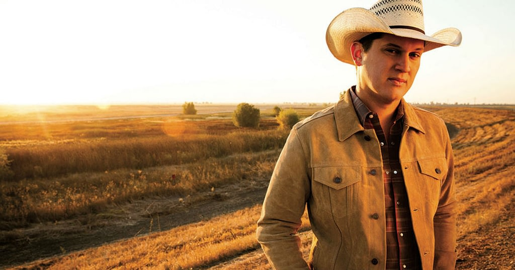 Jon Pardi performing at the 2020 Boots & Hearts Music Festival