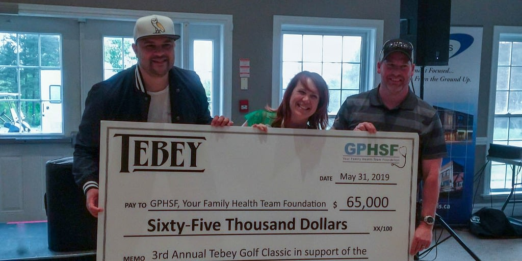 Tebey Golf Classic for Charity