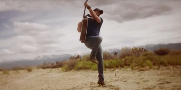 "Tim Hicks ""What A Song Should Do"" Music Video Boots"