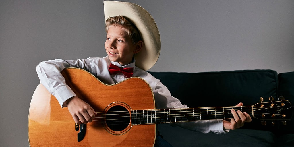 YouTube Yodelling Viral Star Mason Ramsey Performs at Big Sky Music Festival