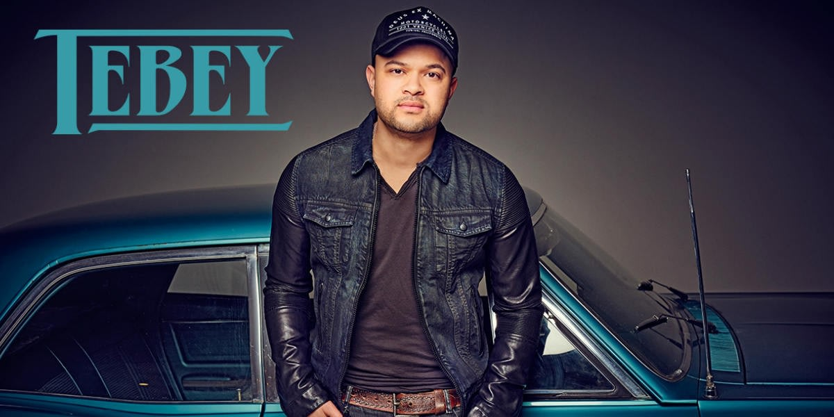 Canadian Country Artist Tebey