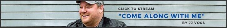 Click to stream JJ Voss' New Album