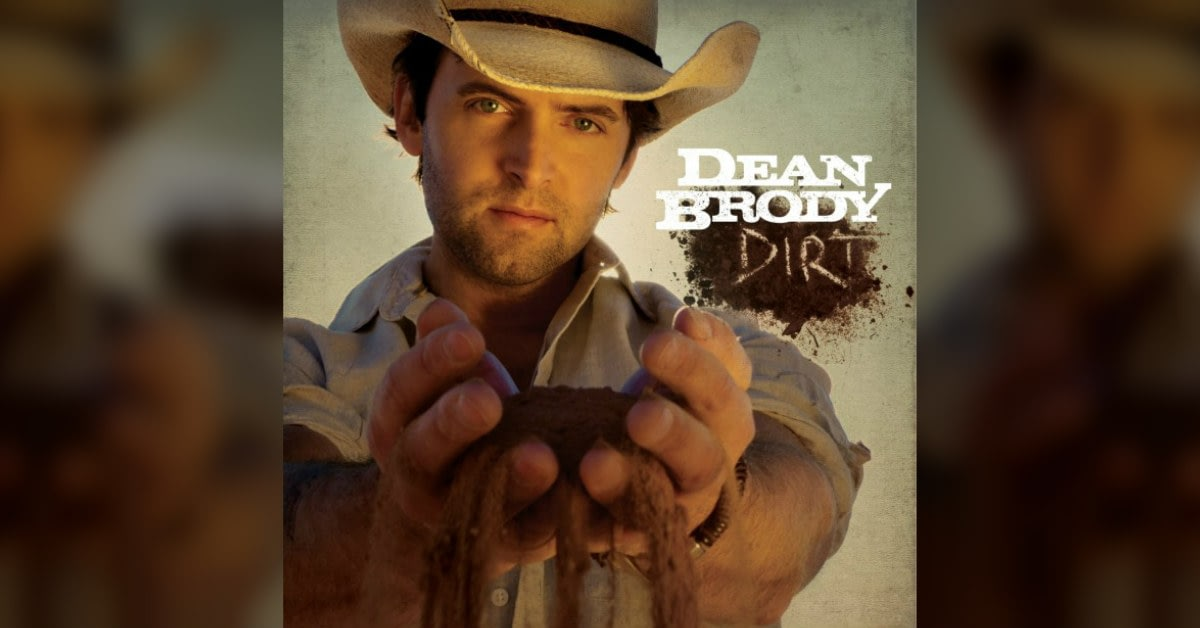 Canadian country artist Dean Brody's album Dirt was certified platinum